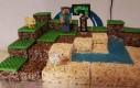 Minecraftowe ciastka
