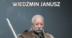 Wiedźmin Janusz