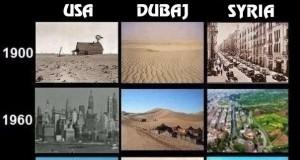 USA vs Dubaj vs Syria