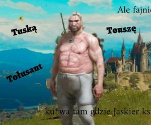 Janusz z Rivii powraca