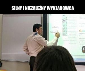 Silny i niezależny nauczyciel