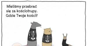 Gdzie Twoje kości?