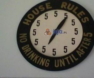 Nie pić przed i po 5