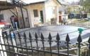 Dobrze usytuowana trampolina