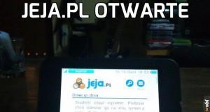 Jeja.pl otwarte