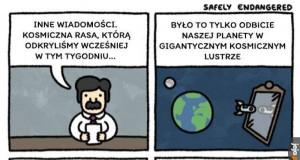 Kosmiczne lustro