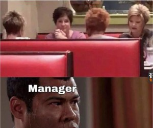 Mogę porozmawiać z managerem?