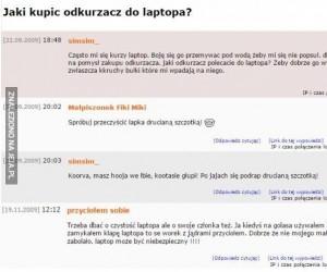 Odkurzacz do laptopa