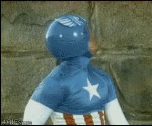 """Usunięta scena z """"Civil War"""""""
