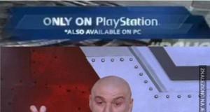 """""""Tylko"""" na Playstation"""