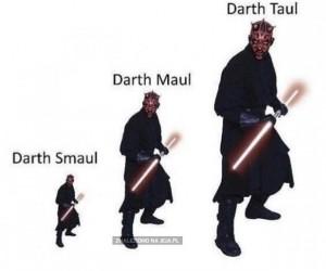 Darth...