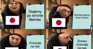 Japonia podczas II WŚ