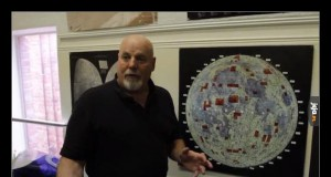 Dennis Hope to człowiek, który ogłosił się właścicielem Księżyca