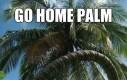 Palmo, chyba za dużo dziś wypiłaś
