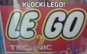 Klocki Lego!