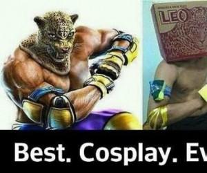 Mistrz cosplayu