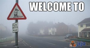 Welcome to...