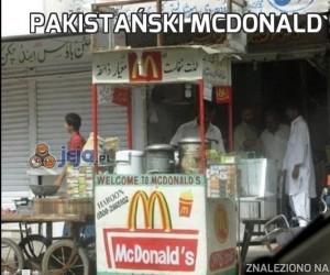Pakistański McDonald's