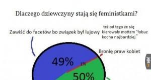 Dlaczego dziewczyny stają się feministkami?