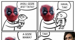 Jasiu, gadaj!