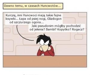 Ksywka dla Huncwota