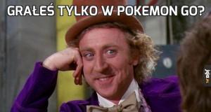 Grałeś tylko w Pokemon GO?