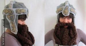 Moja czapka na zimę