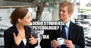 Studentka psychologii
