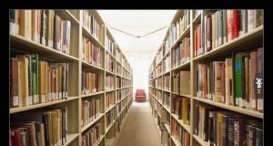 Kiedy siedziałem w bibliotece i czytałem książkę