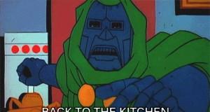 Wracaj do kuchni