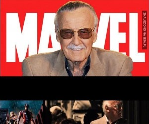 Stan Lee statystą we wszystkich filmach Marvela