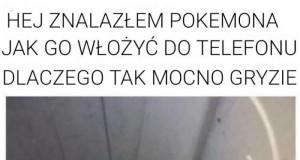 Prawdziwy polski Pokemon