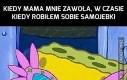 Kiedy mama mnie zawoła