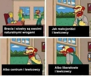 Cholerni lewicowcy!