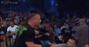 To Sting, a nie to maska... Czekaj to Sting!