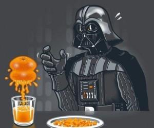 Darth Vader używa Mocy