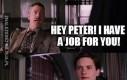 Biedny Peter...