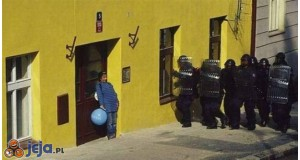 Akcja policji