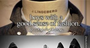 Chłopcy z wyczuciem stylu