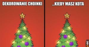 Mordercy choinek