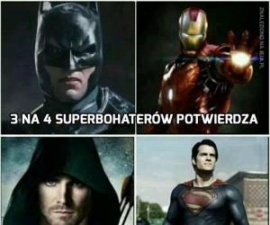 Najlepsza supermoc potwierdzona!