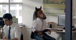 Gdy szef mówi, żebym nie galopował po biurze