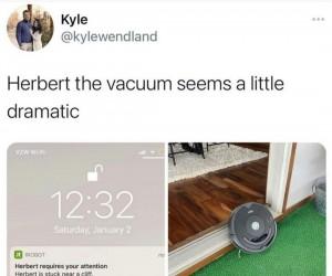Zagrożony robot