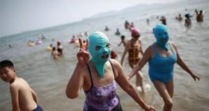 Tymczasem na chińskich plażach