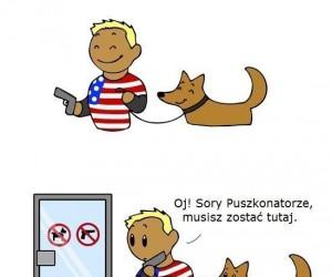 Amerykańskie zakazy