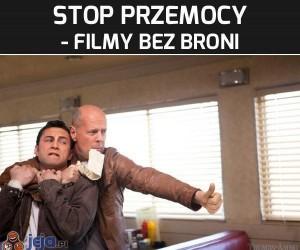 Stop przemocy - filmy bez broni