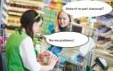 Niezręczny moment w sklepie