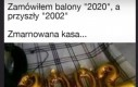 Skandal, 2002 zamiast 2020