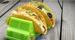 Brum brum, nadjeżdża taco!