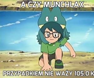 A czy Munchlax